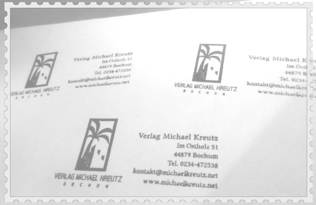 Katschink 4 Briefmarke